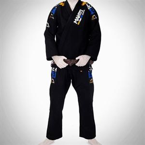 Manto Champ 3.0 Black BJJ Gi